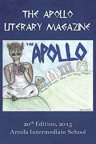 The Apollo Literary Magazine: 20th Edition